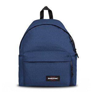 Eastpak Padded Pak'R Sac à Dos de Trekking, 50 cm, 24 L, Crafty Blue