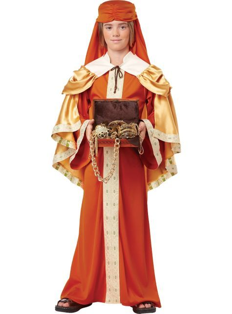 Boys Gaspar Of India Costume Three Wise Men Party City