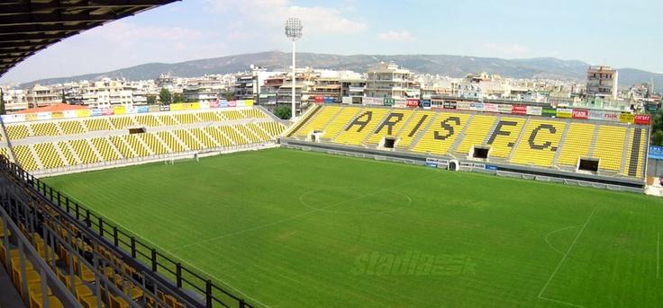 Kleanthis Vikelidis Stadium - Aris FC
