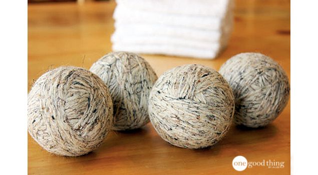 How To Make Your Own Energy-Saving Wool Dryer Balls