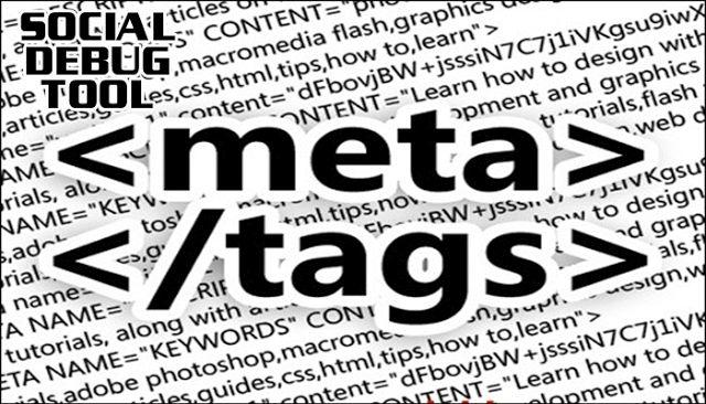 Cara Mengetahui Error Meta Tag Sosial Dengan Social Debug Tool