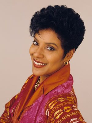 Phylicia Rashad...loved this haicut on her...Claire Huxtable!