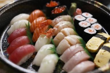 Choosing Fish and Seafood for Sushi, Sashimi or Other Raw Dishes