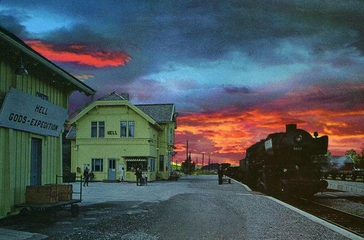 Hell Trainstation