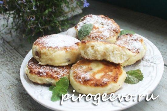 Пышные сырники с манкой из творога | Идеи для блюд ...