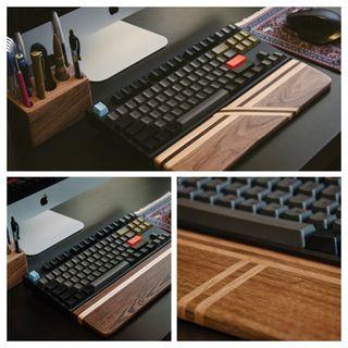 #wood #mechanichal #keyboard