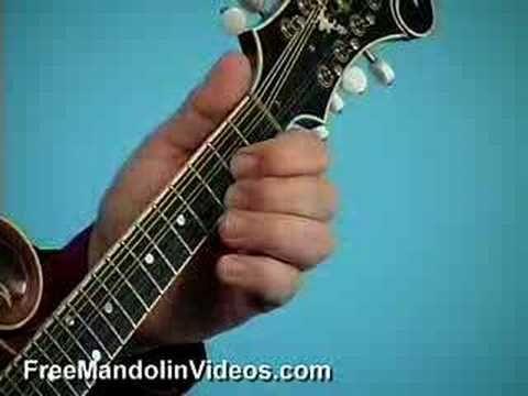 Mandolin Lesson: Beginner Chords - YouTube
