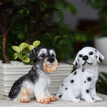 Spaleau™  Lovely Dog Ornaments (coupon code 3offpin) #ornaments #dog #gardening