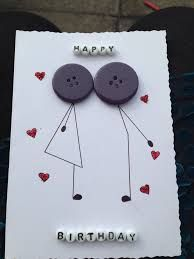 """Képtalálat a következőre: """"romantic handmade birthday cards for husband"""""""