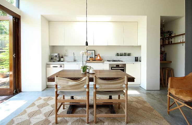 Pipkorn & Kilpatrick Interior Architecture and design | Fitzroy house