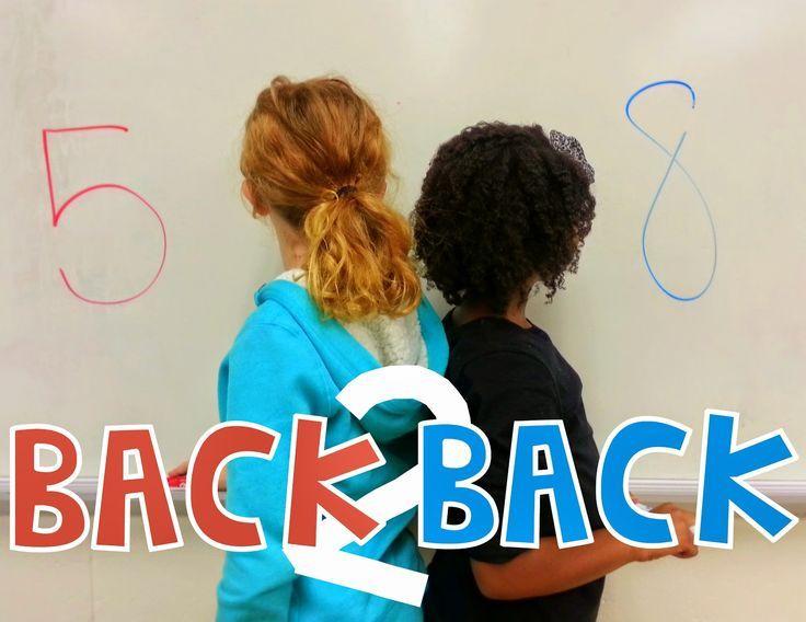 Back 2 Back Game