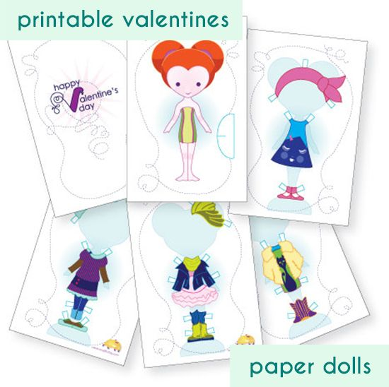 Top Free Printable Valetines – DIY Valentine's Projects -Kids Valentines Crafts | Small for Big