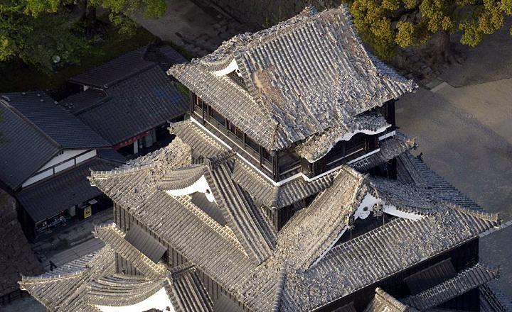 熊本地震 止まない余震、新幹線脱線、熊本城も…今後の影響は?:イザ!