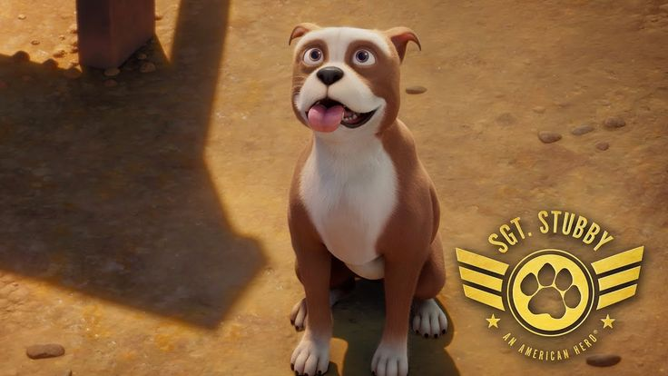 Sgt. Stubby: An American Hero - Official US Trailer
