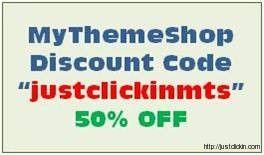 MyThemeShop Discount Coupon Code – 50% OFF