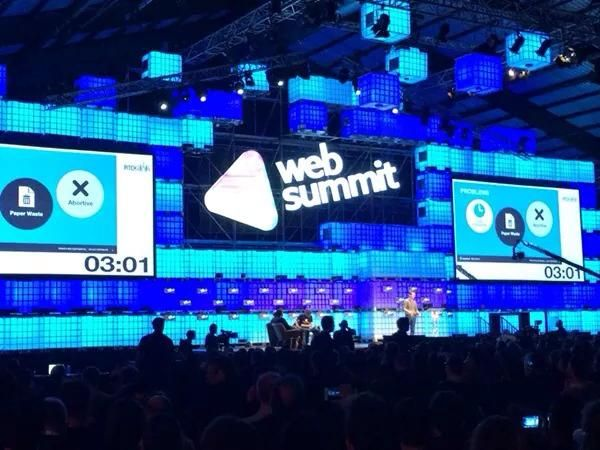 CANVAS PLANNER ✓  First day at the Websummit 2014