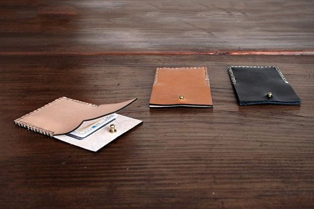 3 #wallet #leather