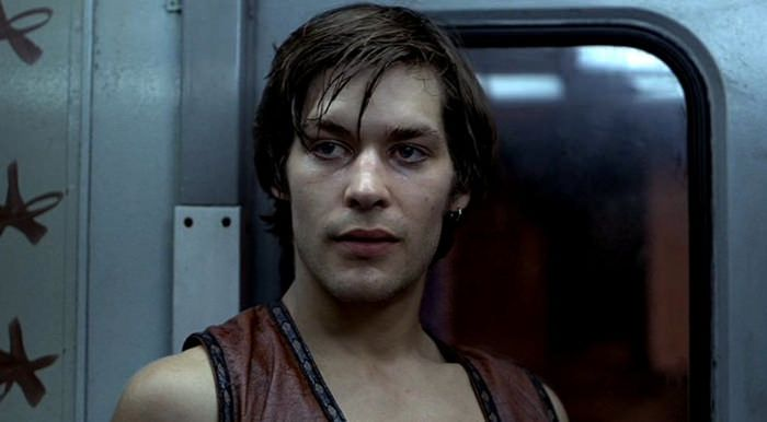 James Remar from the warriors