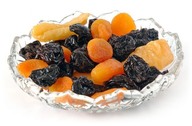 Сушените плодове - алергични реакции