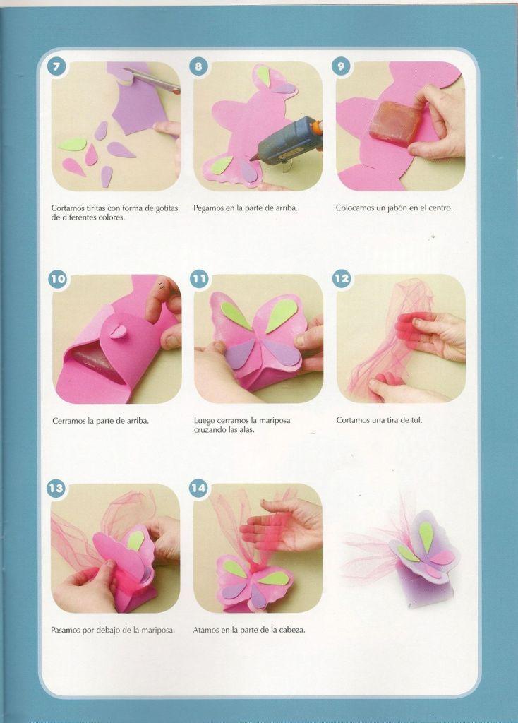 M s de 25 ideas incre bles sobre mariposas en goma eva en - Mariposas goma eva ...