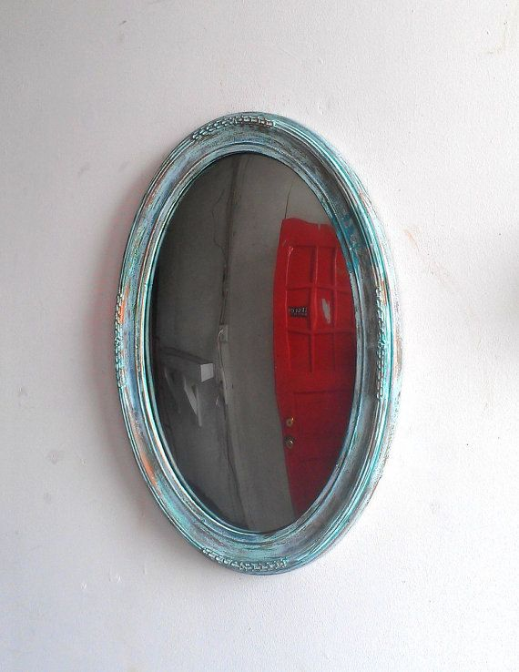 Gramma gave me a mirror exactly like this yesterday except it is a natural dark brown wood...