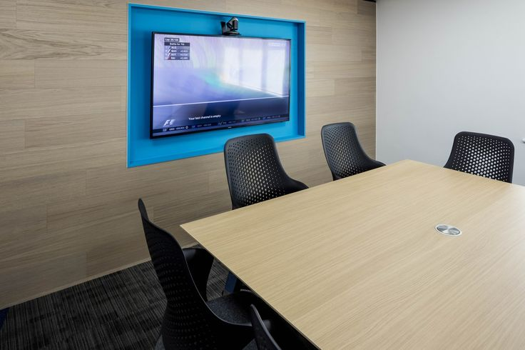 Blue Jelly ATP #Office #Design #Workplace #Commercial #Corporate #Interiors #Modern #Business #Inspiration #Professional