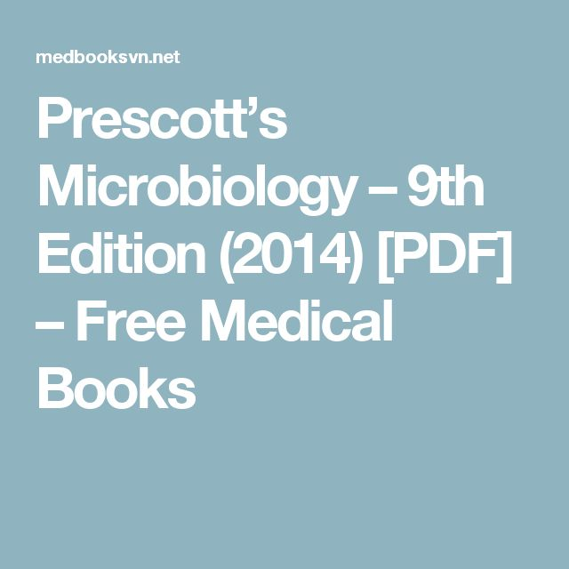 Best 25 prescott microbiology ideas on pinterest microbiology prescotts microbiology 9th edition 2014 pdf free medical books fandeluxe Gallery