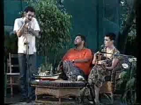 Renato Russo e Adriana Calcanhoto - Esquadros (1994)