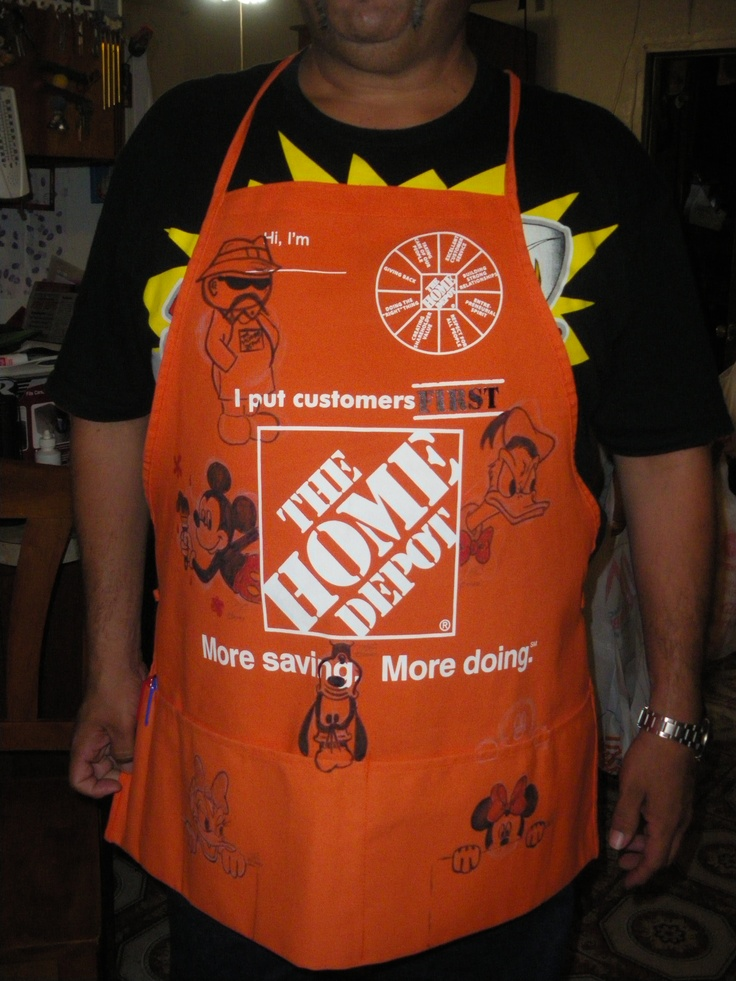 Picture Of Home Depot Apron Home Decor Ideas