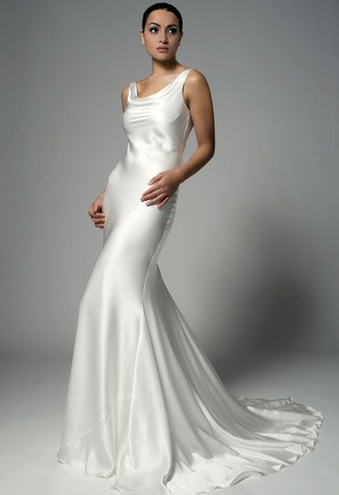 Wedding Dresses In Silk 26