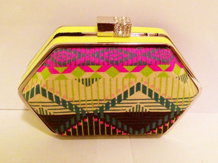 Pop of Color Clutch · Nique's Online Boutique · Online Store Powered by Storenvy