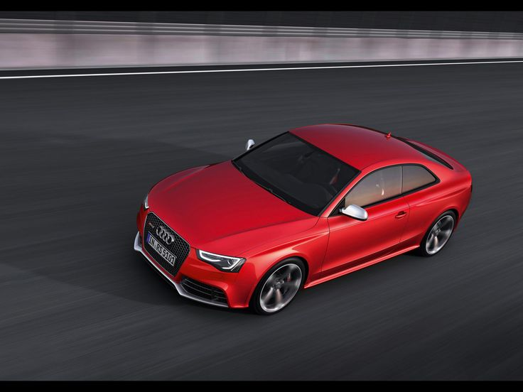 2012 Audi RS5 (not a mustang but I will take it! )