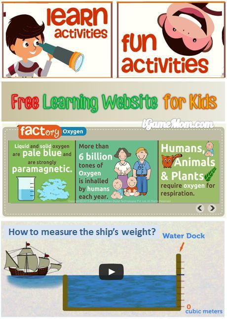 Free Online Learning & Education For Kids | Funbrain