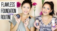 Flawless Foundation Routine by Twinspiration at http://twinspiration.co/flawless-foundation-routine/