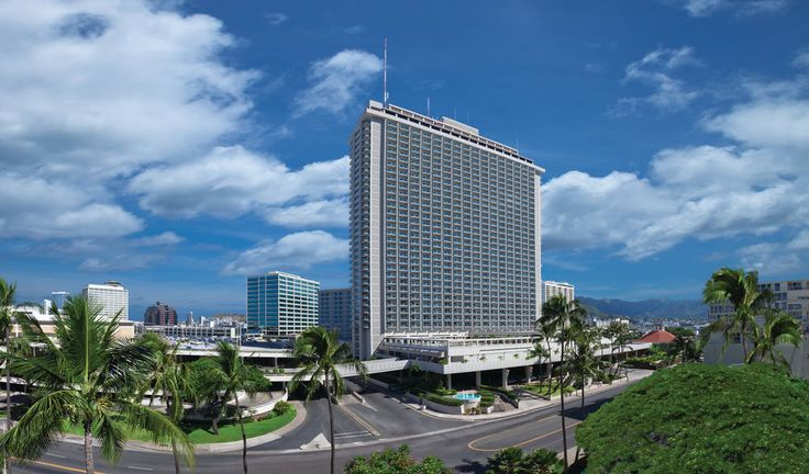 Ala Moana Hotel, Honolulu, Guestroom