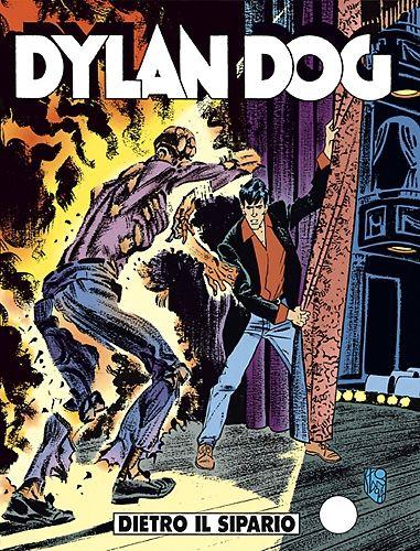 Dietro il sipario - Dylan Dog - Sergio Bonelli