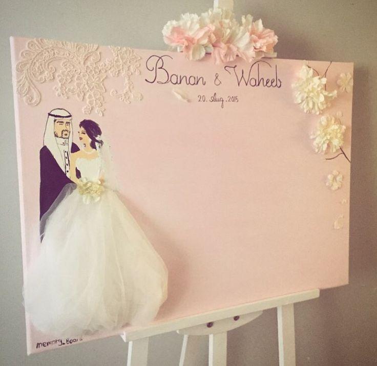 Weddings Memory Board Xcm