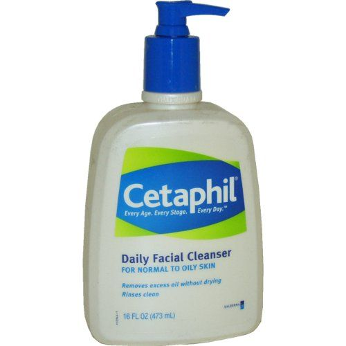 cleanser oily skin Facial