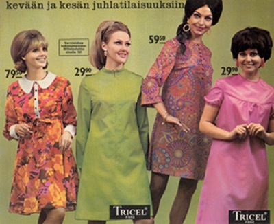 Anttila post order catalogue 1968