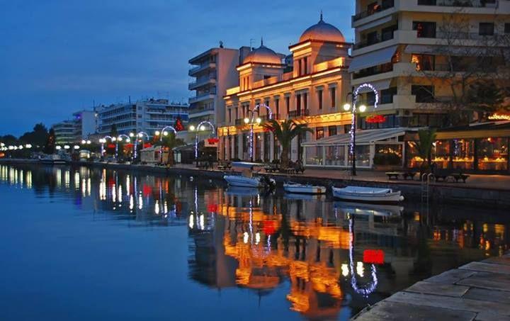 ΒραδάκιστηΧαλκίδα~ Evening at Chalkida, Evia tBoH