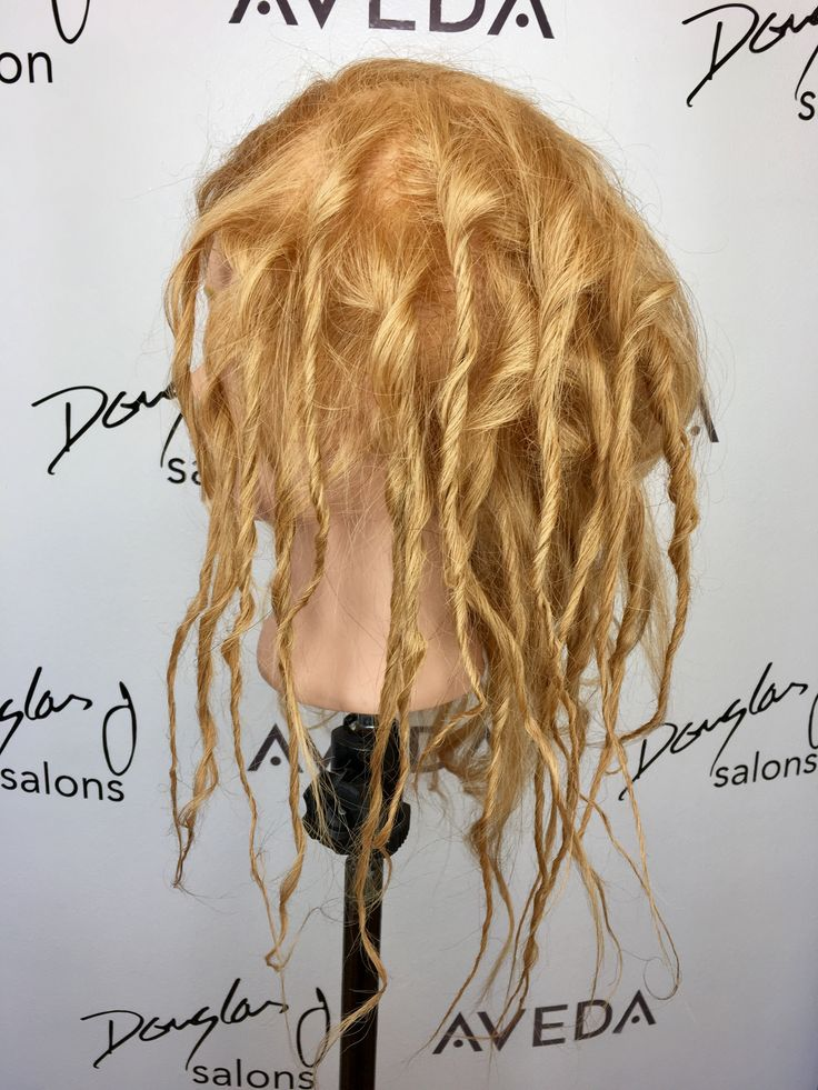 Half dreads 1