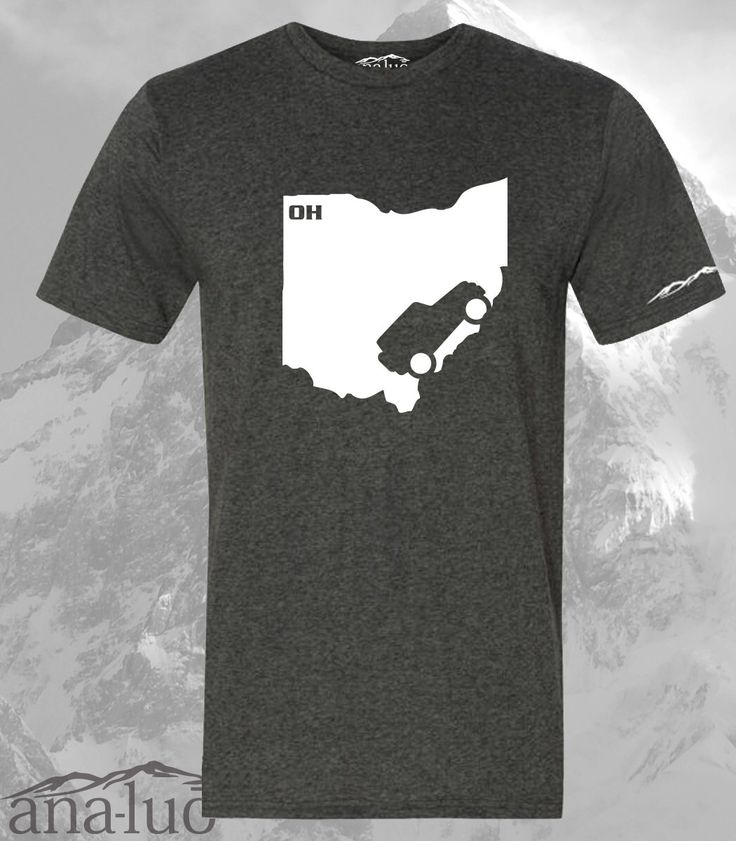 Jeep Shirt Ohio 2 Door JK by Analuo on Etsy https://www.etsy.com/listing/236465606/jeep-shirt-ohio-2-door-jk