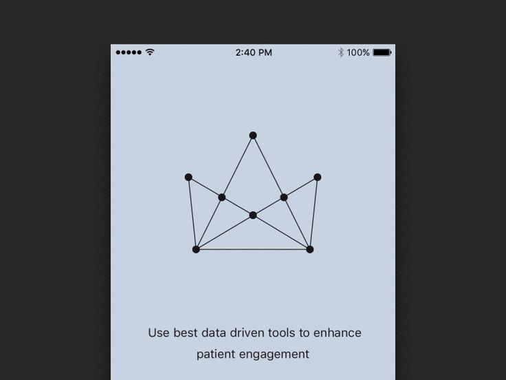 Tutorial Animation #ui #ux #animation #mobile #dribbble #gif #ios #iphone #interface #design