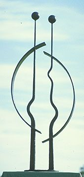 Paul Margetts Sculpture and Metal-Work Garden Sculpture and Ornament in metal