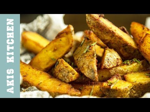 How to make fries | Akis Petretzikis