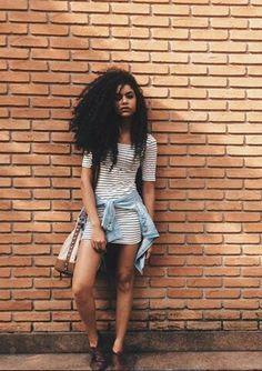 Youtuber E Blogueira Steffany Borges Hair Pinterest