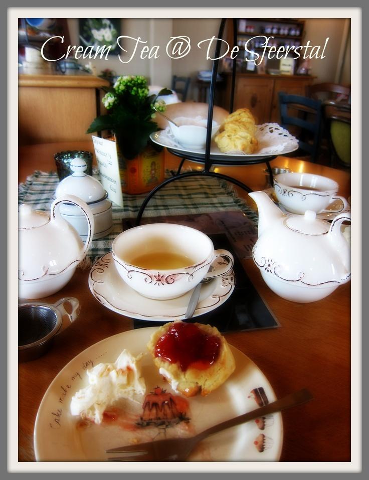 Cream Tea @ De Sfeerstal, Nieuwveen  het Groene Hart | www.sfeerstal.nl