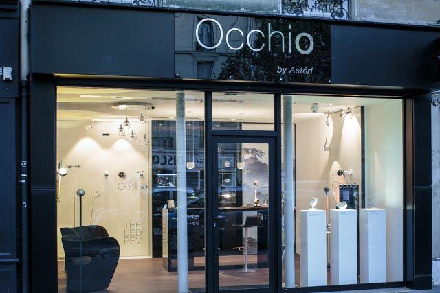 Astéri inaugure le premier concept store dédié à la marque Occhio : Occhio by Astéri