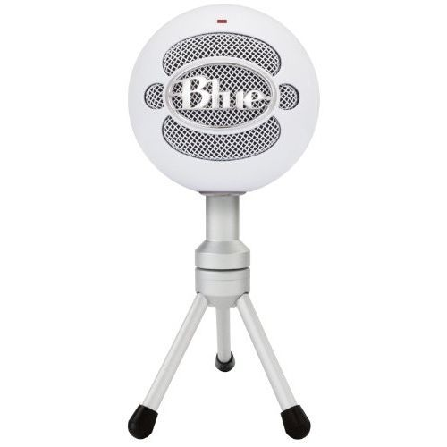 Blue Microphones Snowball ICE Condenser Cardioid USB Mic Podcast Youtube #BlueMicrophones