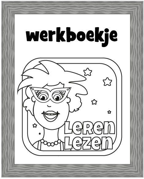 Werkboekje voor kinderen om te oefenen met lezen. Dit werkboekje is bedoeld om…